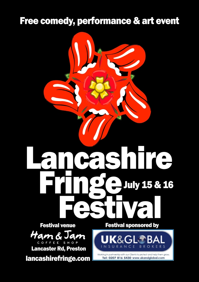 lancashire fringe festivalm uk & global ham and jam