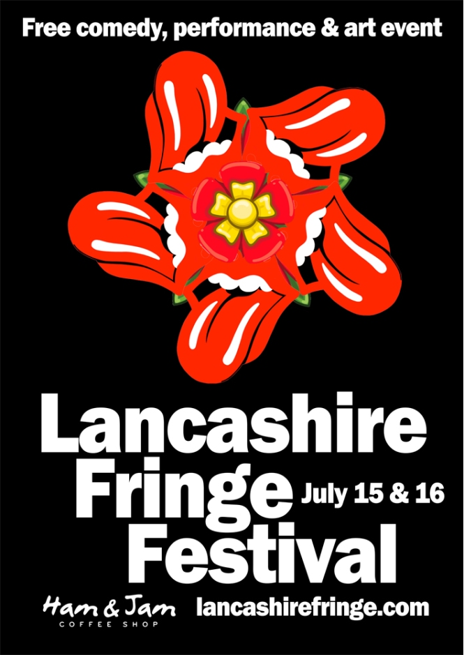 lancashire fringe festival