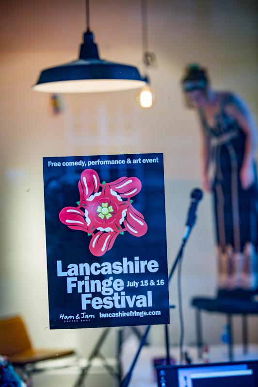 lancashire fringe festival, michael porter photography,