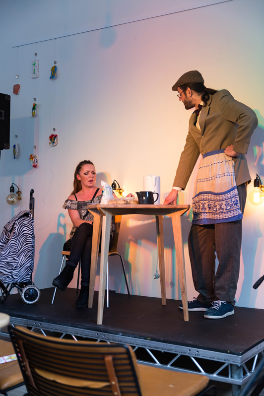 lancashire fringe festival, michael porter photography, ham and jam, house of misery