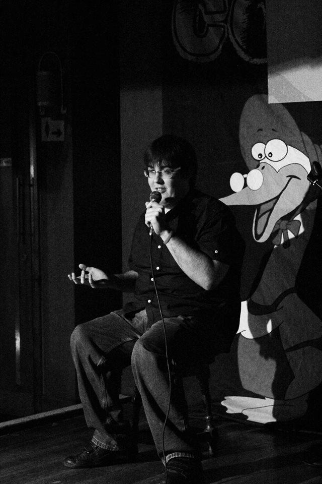 john porter, lancashire fringe festival, comedy