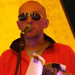 marvin cheeseman, lancashire fringe festival, poetry, spoken word
