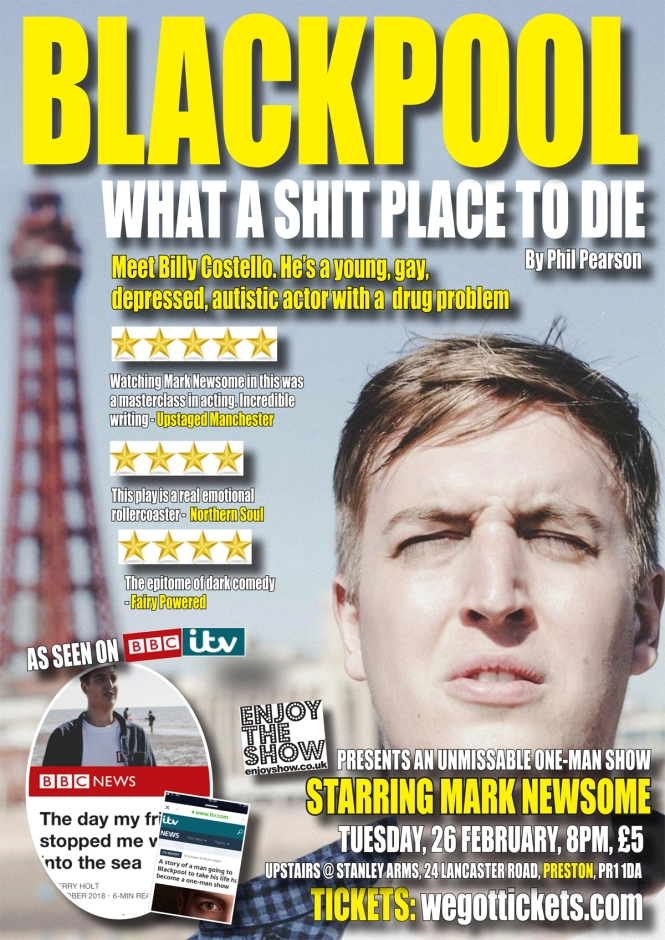 blackpool what a shit place to die