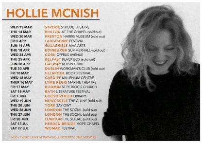 hollie tour with preston sold out