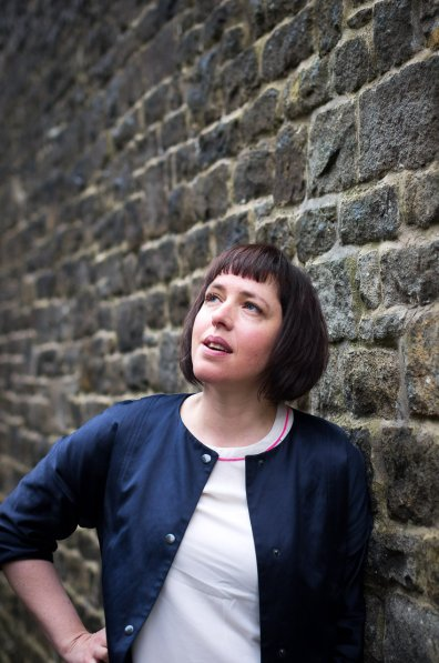 Portrait of writer Karen Featherstone by Jonathan Bean (www.beanphoto.co.uk)