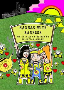 Nannas with Banners web image